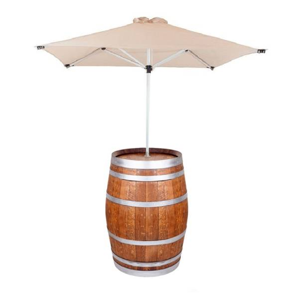 Full barrel & parasol umbrella