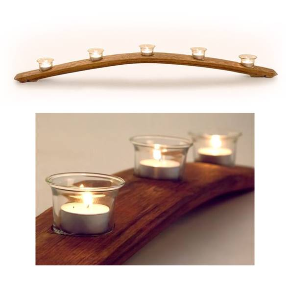 Five Candle holder